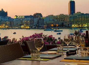 Fresco's Restaurant Malta