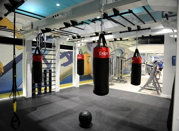 Sky Spirit Fitness Lounge in Malta