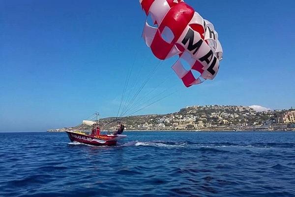 Watersports in Malta