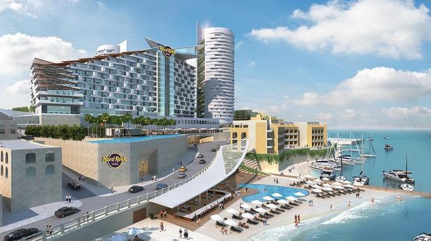 New Hard Rock Hotel Malta opens in 2020